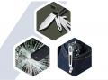 隆重上市-三刃木系列多功能军刀(黑色10款)